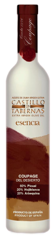 Botella 500 ml Aceite de oliva virgen extra ESENCIA